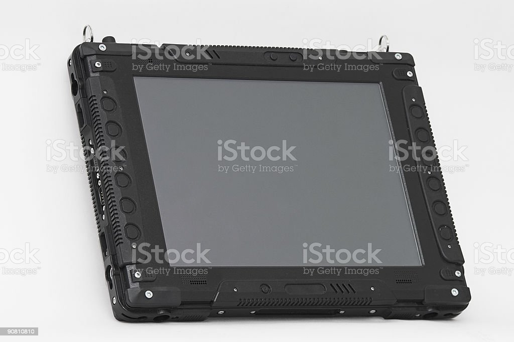 Industrial Computer stock photo