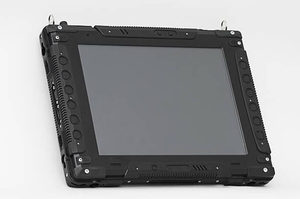 Ordenador Industrial - foto de stock