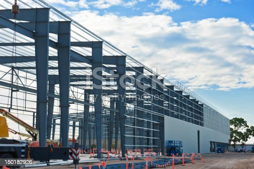 istock Industrial construction site 150182926
