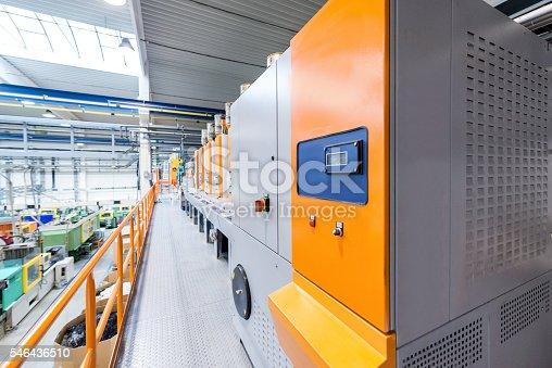 istock Industrial drying 546436510