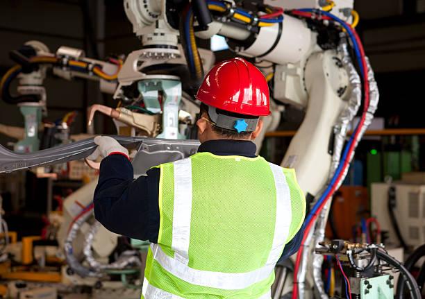 Industrial engineer – Foto