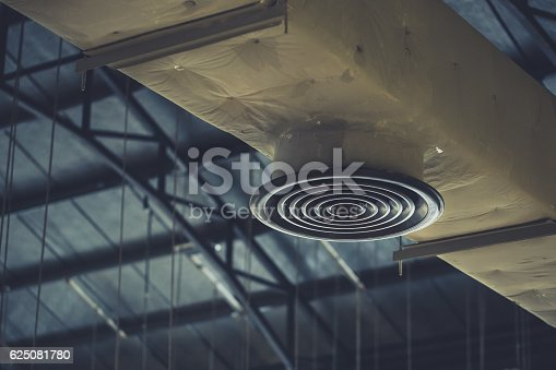 1132163701 istock photo Industrial Factory concept for background, Air duct 625081780