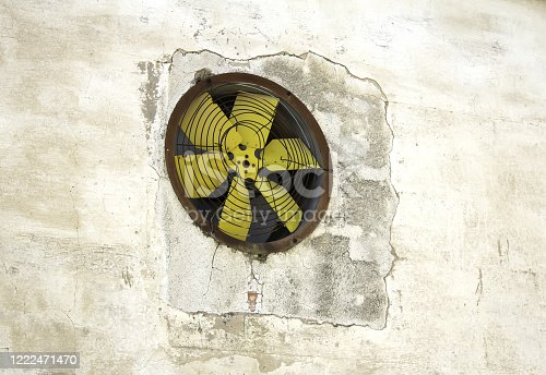 536680742 istock photo Industrial fan 1222471470