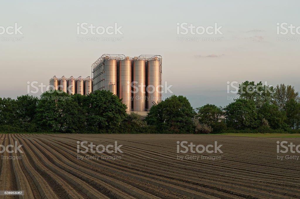 Paysage industriels - Photo