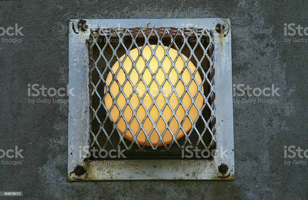 Industrial Light royalty-free stock photo