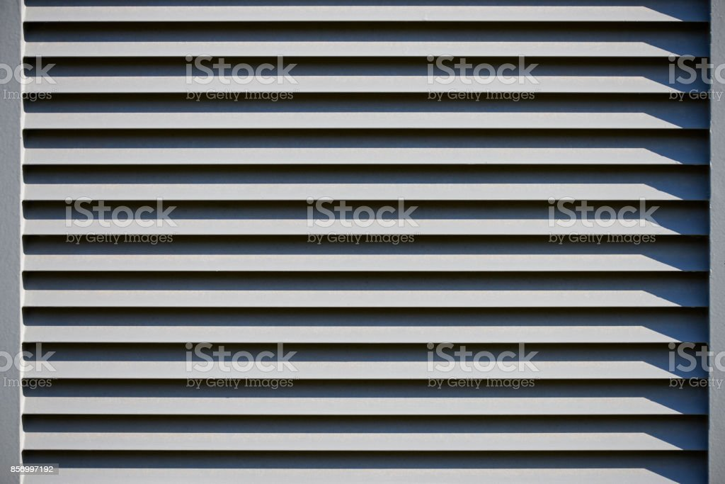 Industrial louver stock photo