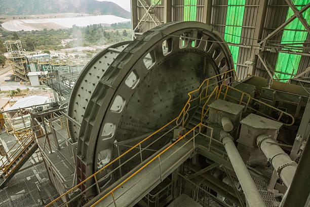 Industrielle Maschine-Ball Mill – Foto