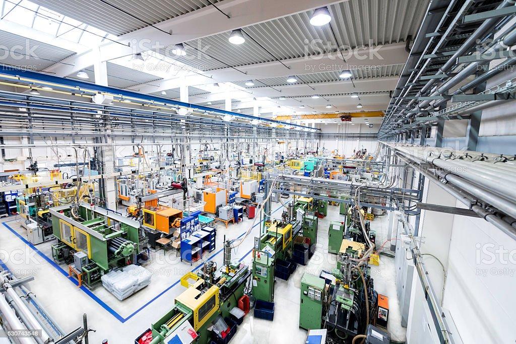 Maquinaria Industrial - foto de stock
