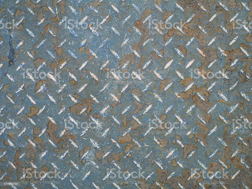 industrial metal flooring royalty-free stock photo