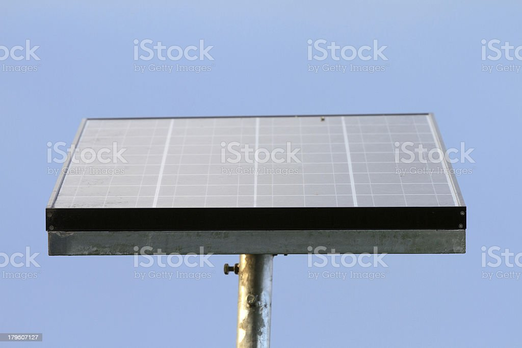 Industrial photovoltaic royalty-free stock photo
