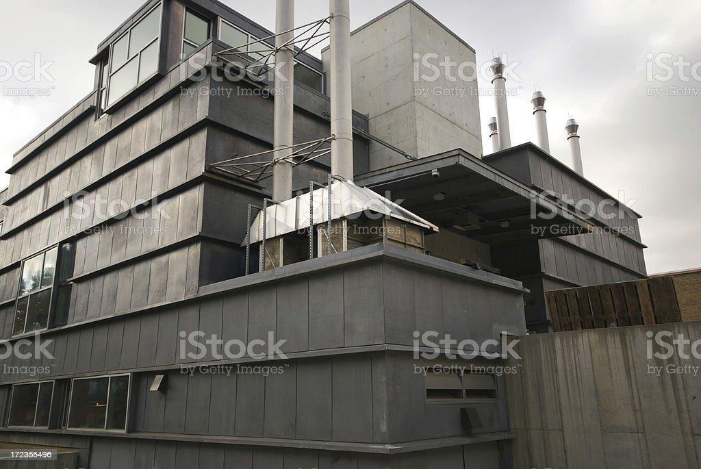 Industrial foto de stock libre de derechos