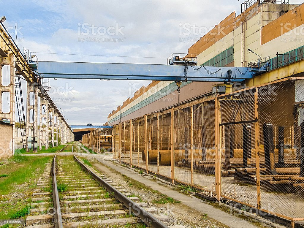 Industrial stock photo