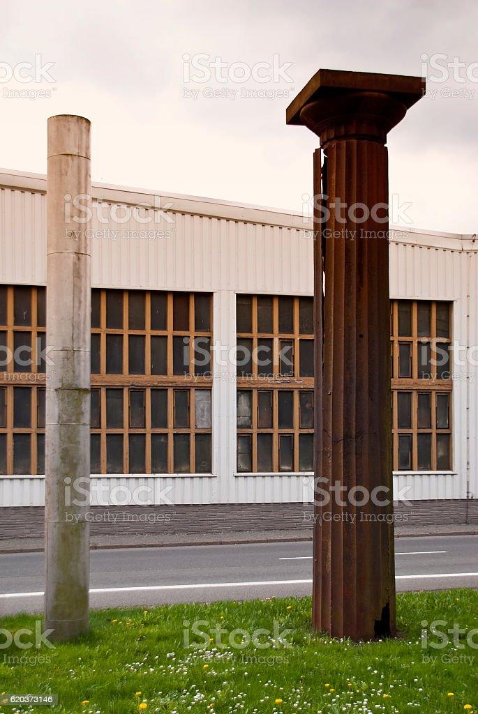 Industrial foto de stock royalty-free