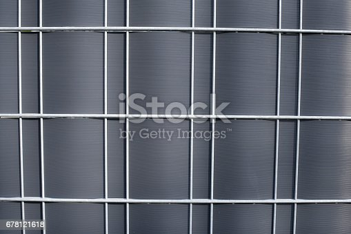 istock Industrial Protective fences 678121618