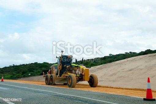 Industrial Road Grader
