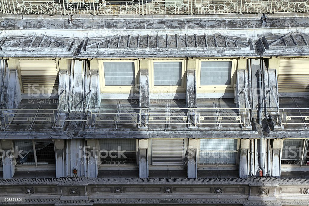 Industrial Rooftop royalty-free stock photo