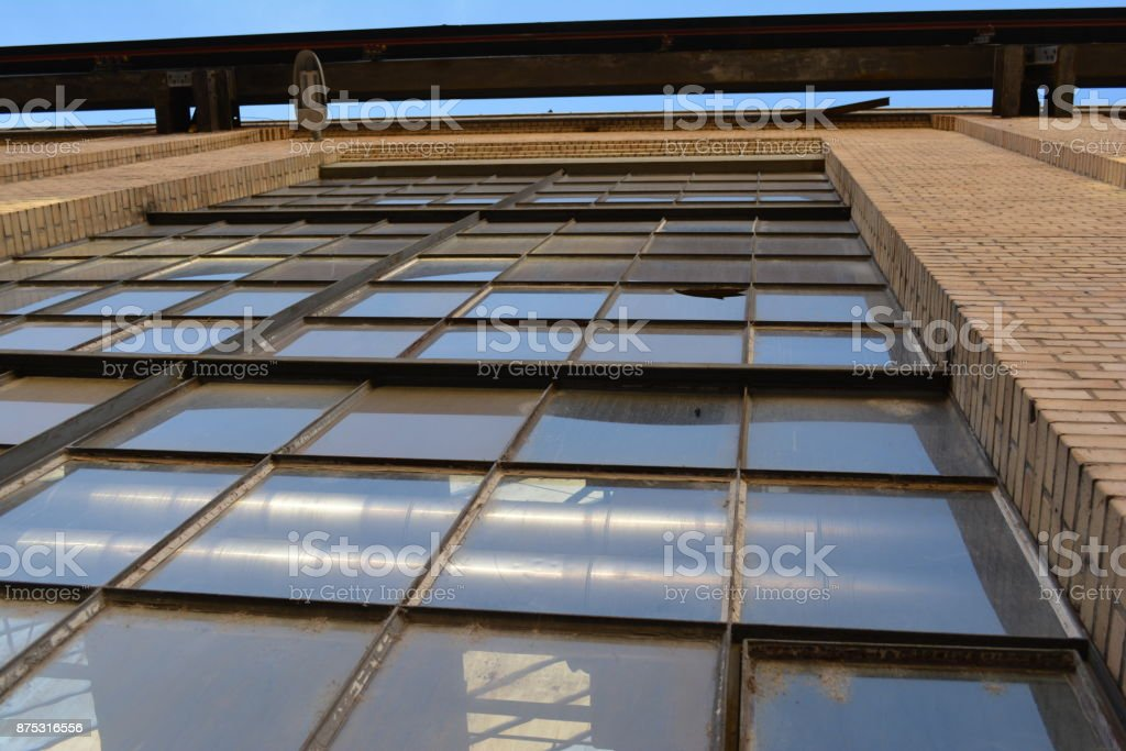 Industrial Site stock photo