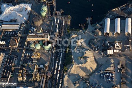 istock Industrial Site 910352002