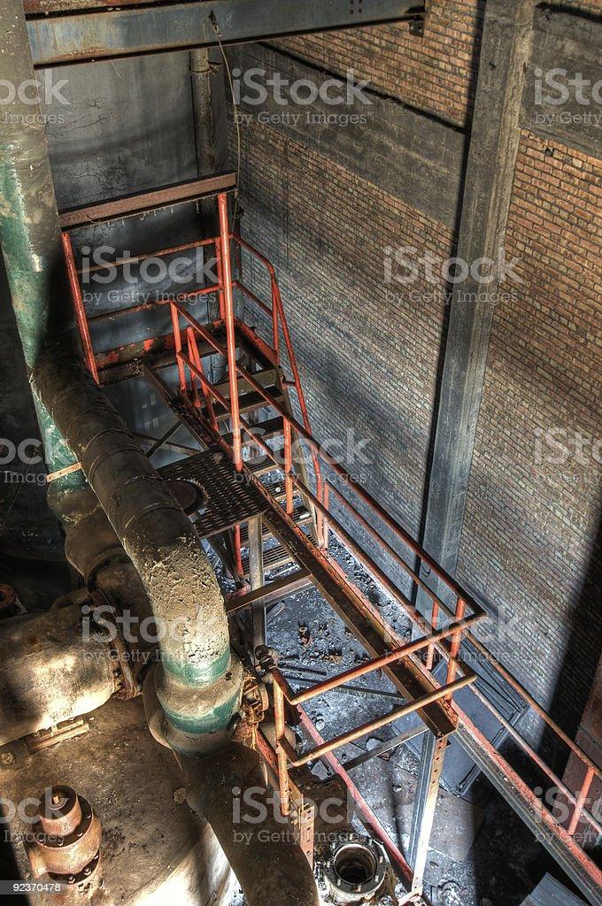 Industrial Stepper Lizenzfreies stock-foto