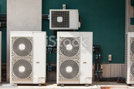 1132460292 istock photo Industrial steel air conditioning 856809010