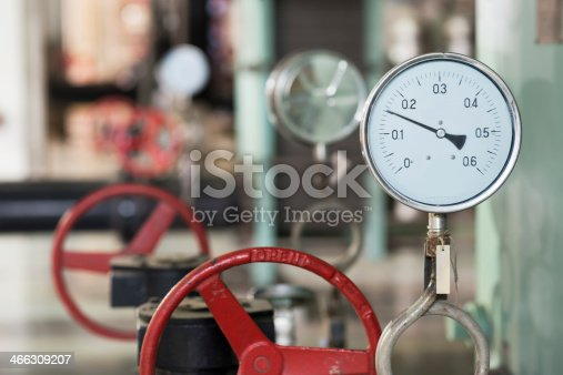istock industrial thermometer in boiler room 466309207