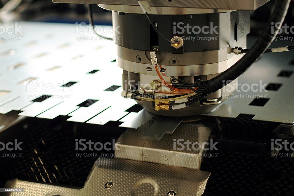 Industrial tool stock photo