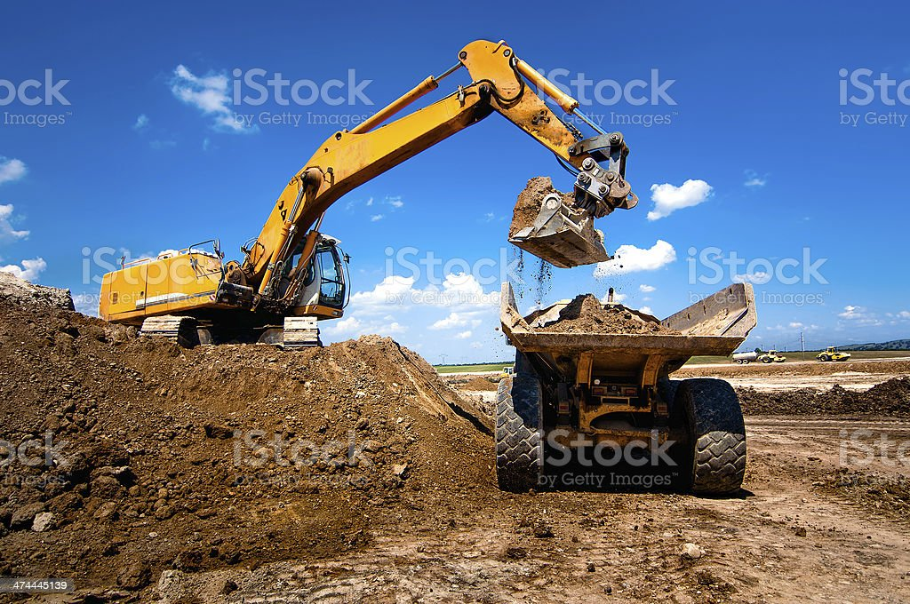 Image result for Construction Equipment istock