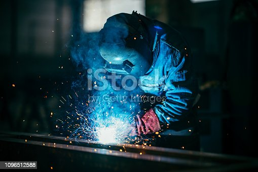 Industrial Welder