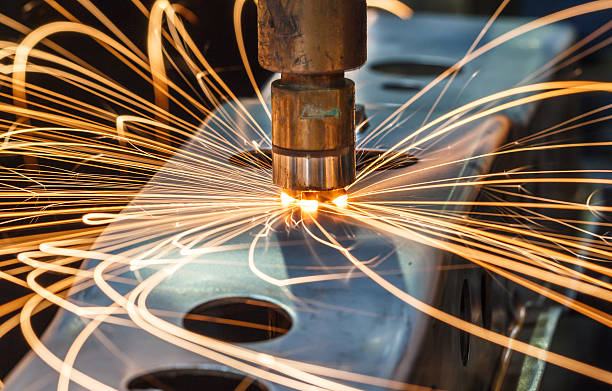 Industrial welding automotive in thailand Spot welding Industrial automotive in thailand sheet metal stock pictures, royalty-free photos & images