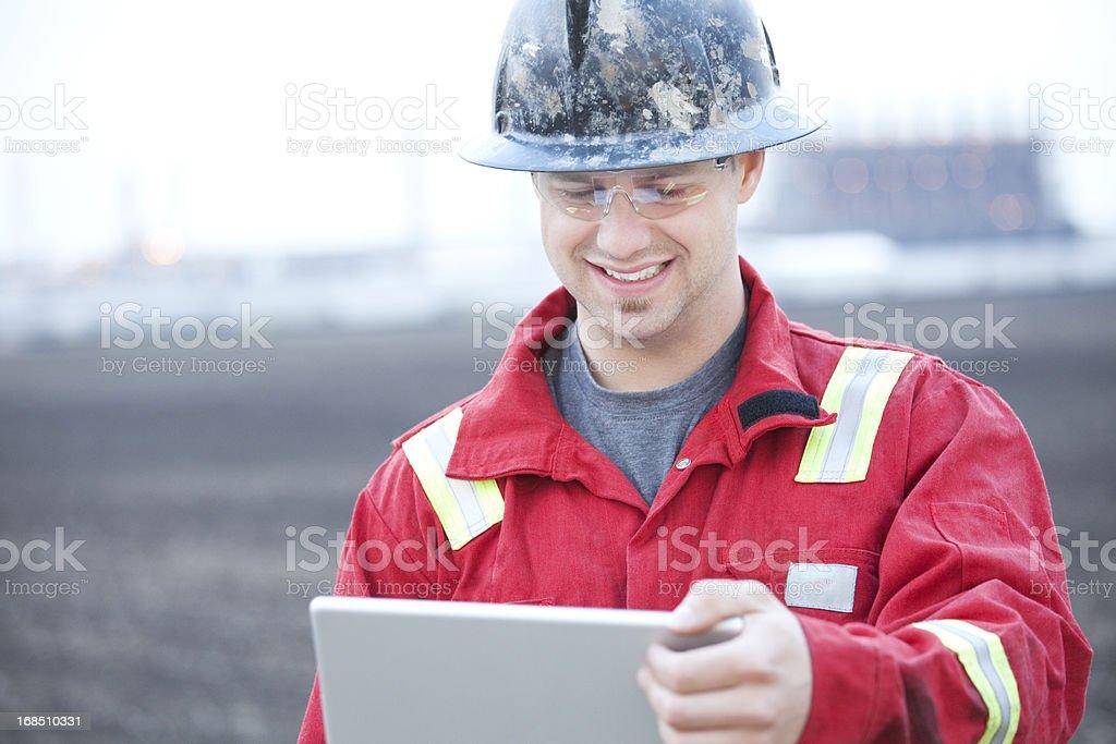 Industrie Arbeiter – Foto