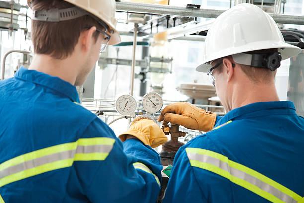 Industrie Arbeitnehmer – Foto