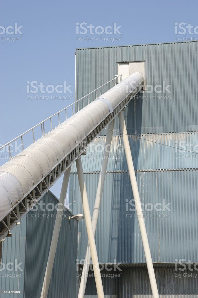 industrial-site1 royalty-free stock photo