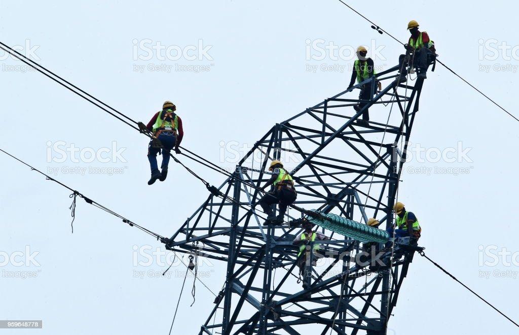 Industries - Foto de stock de Aire libre libre de derechos