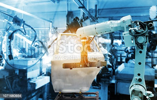 istock Industry 4.0  concept 1071680934