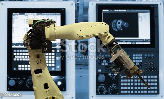 istock Industry 4.0 concept 1096240974
