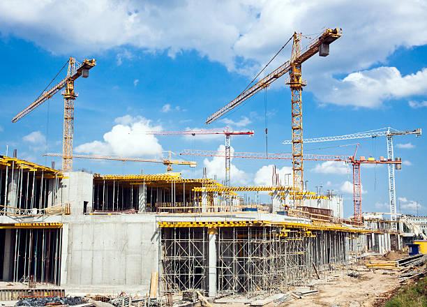 industry construction stock photo
