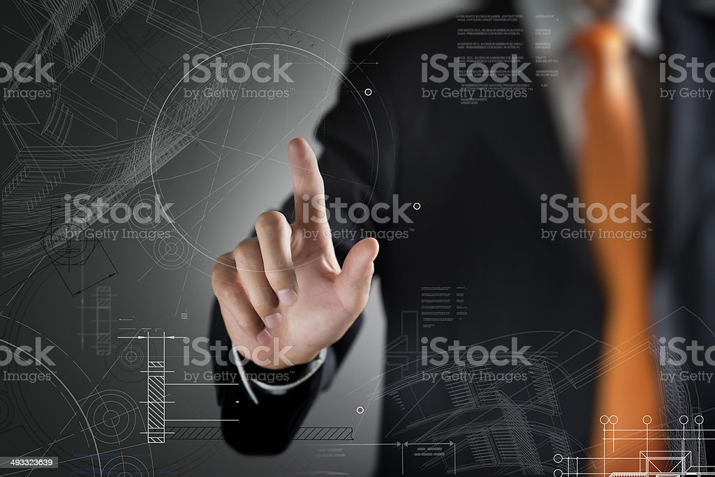 Industry Design stock photo