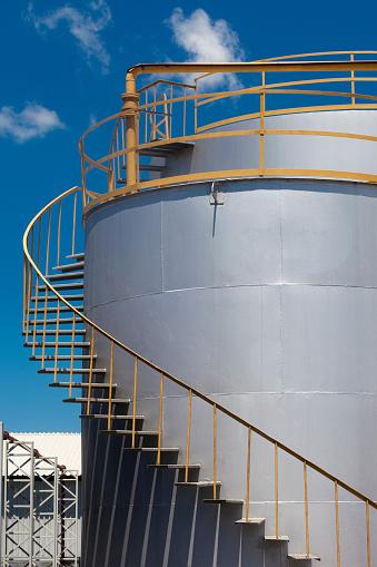 Industry oil