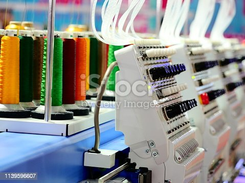 Thailand, Textile Industry, Art Product, Art and Craft Equipment, Business