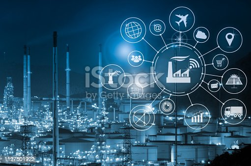 istock Industry technology. 1127501922