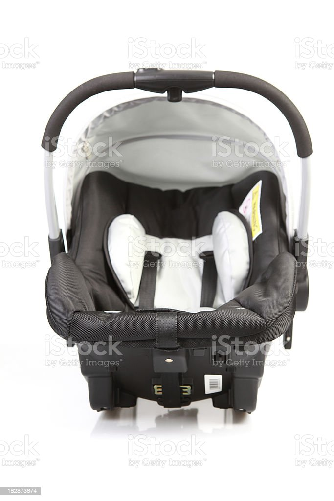 Infant Car Seat stock photo