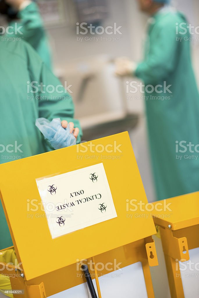 infection control royalty-free stock photo