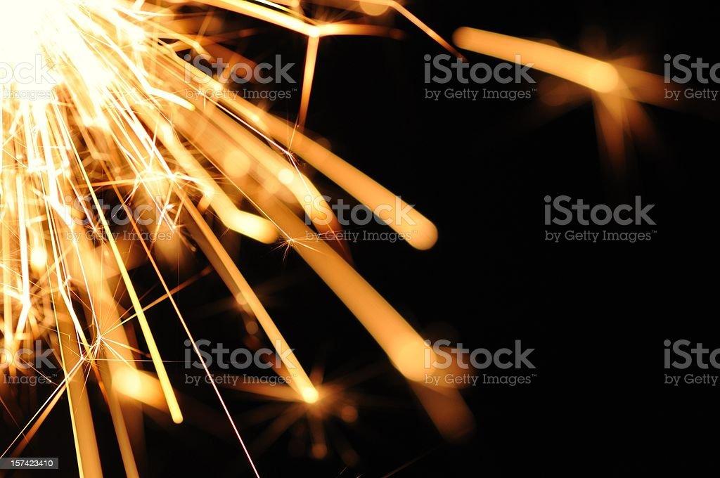 Inferno light royalty-free stock photo