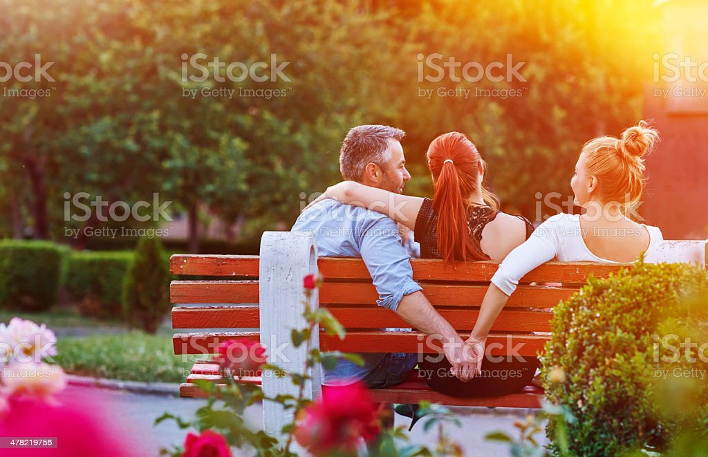infidelity and lie stock photo