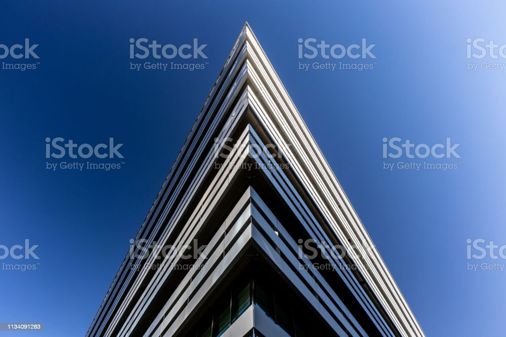 Infinity, growth, power, magnificence, possibility. stock photo