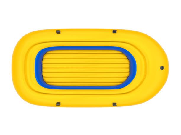 uppblåsbar båt isolerade - livbåt bildbanksfoton och bilder