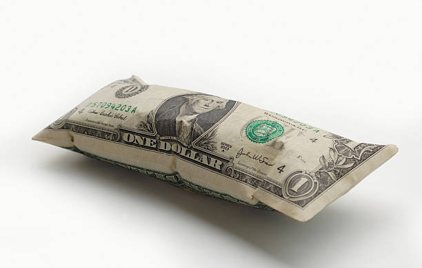 flut-dollar - inflation stock-fotos und bilder