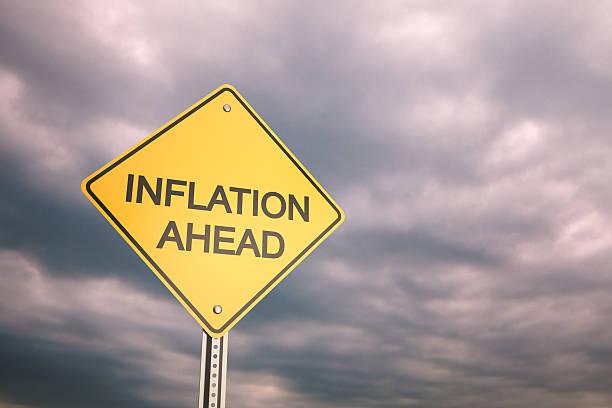 die inflation voraus - inflation stock-fotos und bilder
