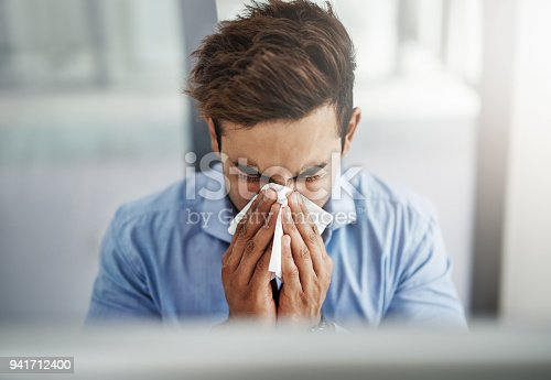 istock Influenza is one serious business 941712400