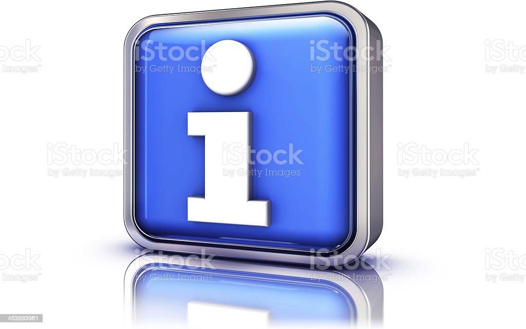 info icon stock photo